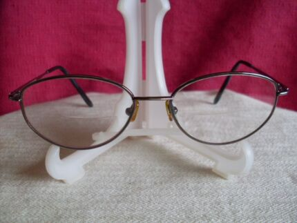 MOD TEMPO IRIDESCENT AUBERGINE METAL GLASSES FRAMES, GREAT COND Mudgee Mudgee Area Preview