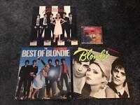 Blondie Vinyls and CD