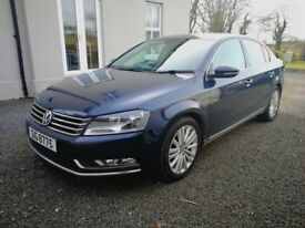 VW Passat Sport 170bhp, Leather, New Brembo Discs, Pads and New Tyres!