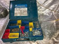 Used, Box & Bag of Nails for sale  Paisley, Renfrewshire