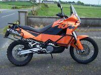 Ktm 950 Adventure 2005