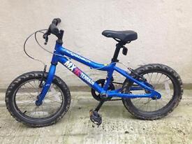 """Bike 16"""" wheel age 4-6"""