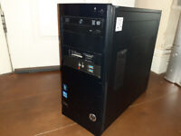 HP Elite 7300 Base / i5-2500k / 8GB / Radeon HD5770 / HDMI