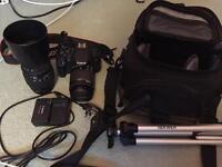 Canon EOS 700D DSLR Camera & Bundle