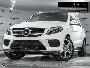 2016 Mercedes-Benz GLE550 4MATIC