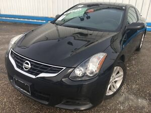 2010 Nissan Altima 2.5 S Coupe *SUNROOF*
