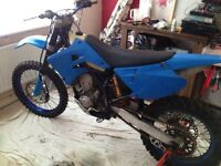 TM 250F en FOR SALE OR SWAP KTM CRF X
