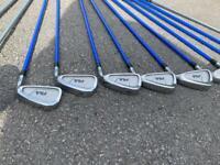 Full set Ladies FILA golf clubs