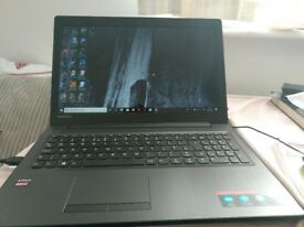 Lenovo ideapad 310 laptop (slim, matt black and like new)