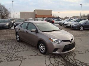 2014 Toyota Corolla LE ECO ~ HEATED SEATS ~ BACK-UP CAMERA ~ ALL