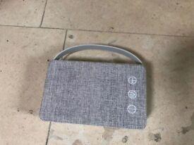 Portable Merkury Wireless Bluetooth speaker