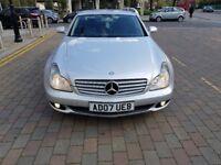 Mercedes-Benz CLS 2007 3.0 CLS320 CDI 7G-Tronic Full service history new MOT