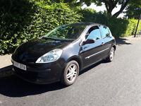 2007 Renault Clio 1.2! 12M MOT! FSH! 1 OWNER! Cheap reliable bargain!