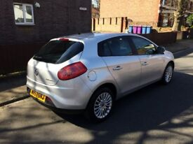 FIAT BRAVO 1.9 M-JET 120 JTD (TURBO DIESEL) EXCELLENT DIESEL CAR (DRIVES LOVELY) MUST BE SEEN