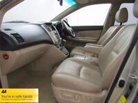 2005 05 LEXUS RX 3.3 400H SE-L CVT 5d AUTO FULL SERVICE RECORD 1 YEAR MOT REAR SEAT ENTERTAINMENT