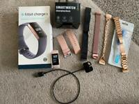 Fitbit Charge 3 and accessories