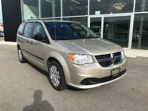 2015 Dodge Grand Caravan SE, Stow'N Go Rear Bench, Power Locks