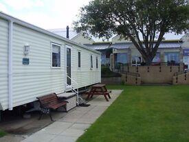 Luxury 3 bedroom Deluxe Caravan for Hire,Craig Tara * Gas C/H- D/G 2 Mins Walk To Complex*