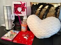 Brand New Items Yankee Candles Cushions DVD Tresemme Bath Gift Sets