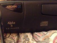 Arcam Alpha 8 CD player *Price Drop*