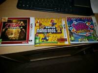 3ds and dsi games
