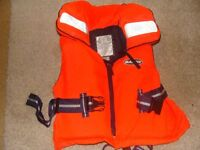 Childrens Baltic life jacket
