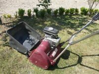 Honda Lawnmaster 350 cylinder lawnmower perfect condition just been serviced lovely cut