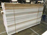 Cut Wrights MDF 50mm Raw Lite Hollow Core Boards Sheeting