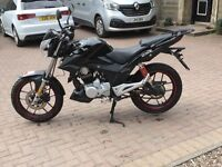 Lexmoto ZSX 125cc motorbike Learner legal