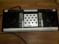 Home mix dj unit