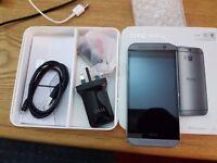 HTC One M8 - 16GB - Gunmetal Gray (Unlocked) Smartphone1