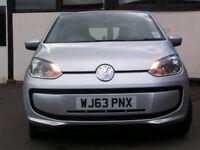 Volkswagen Move Up! 2013 Low mileage 12641, 5 door, manual, petrol
