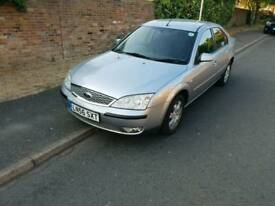 Ford Mondeo zetec 2.0 tdci 2007 manual 1 OWNER drives very good