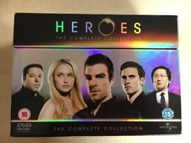 Heroes : The Complete Collection