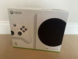 Xbox Series S Brand New Sealed