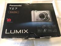 LUMIX Panasonic TZ7 Camera in Brown