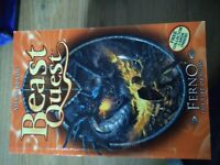 19 Beast Quest Books by Adam Blade - Perfect Condition - Happy to Split