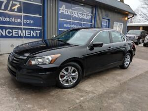 2011 Honda Berline Accord SE + Mag