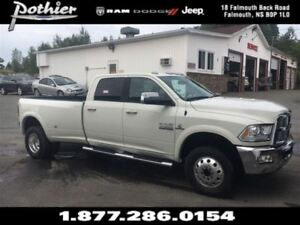 2017 Ram 3500 Laramie | DIESEL | LEATHER | REAR CAMERA |