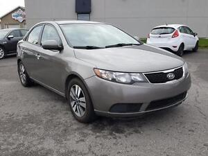 2013 Kia Forte EX AMAZING FUEL ECONOMY!REBUILD YOUR CREDIT TODAY