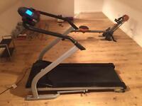 Carl Lewis electric treadmill