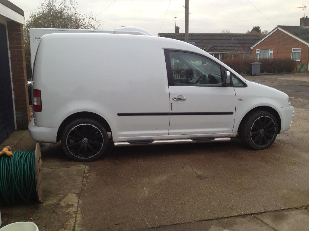 vw caddy van 1 9 tdi in blofield norfolk gumtree. Black Bedroom Furniture Sets. Home Design Ideas