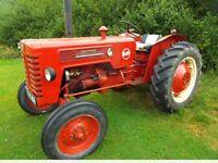 International McCormick B275 Classic Tractor