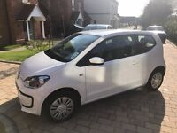 VOLKSWAGEN (VW) UP - MOVE UP MODEL - LOW MILEAGE - 1 LADY OWNER - FULL SERVICE