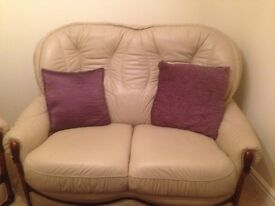 Sofa, chair and puffy. Excellent condition. Smoke and pet free house.