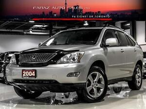 2004 Lexus RX 330 HEATED SEATS|SUNROOF|6 CD CHANGER