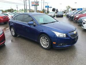 2012 Chevrolet Cruze ECO ~ NEW PRICE!!! ~ GORGEOUS COLOUR!! London Ontario image 6