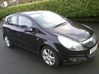 Vauxhall Corsa 1.4 i 16v SXi 5dr 2007 Only 64000 Miles, Full MOT