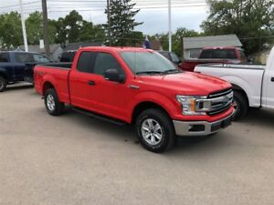 2018 Ford F-150 XLT with Nav and 4x4