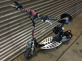 evo 49cc power board scooter